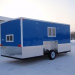 Chartered Rentals Blue Icehouse