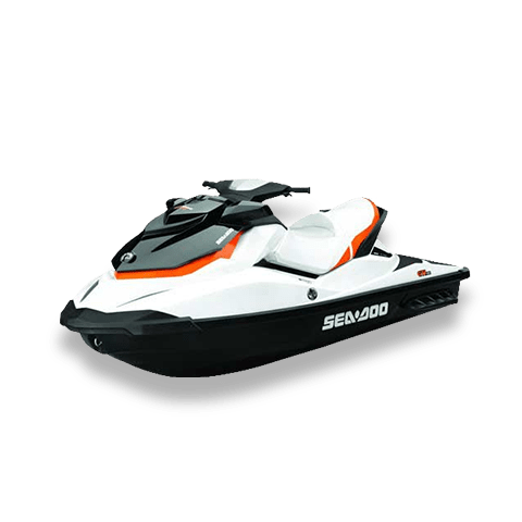 Chartered Rentals Sea Doo
